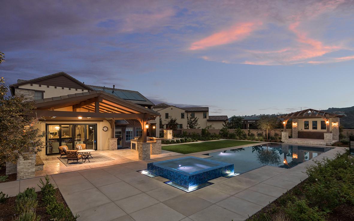 Custom Design Home San Diego
